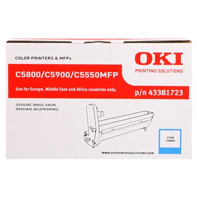 Oki C5800n / C5800dn / C5900n / C5900dn / C5900dtn / C5550 MFP