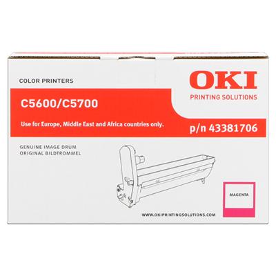 Oki C5600n / C5600dn / C5700n / C5700dn