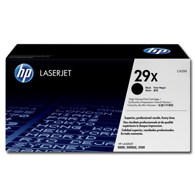 HP LaserJet 5000 / LaserJet 5000N / LaserJet 5000GN / LaserJet 5100