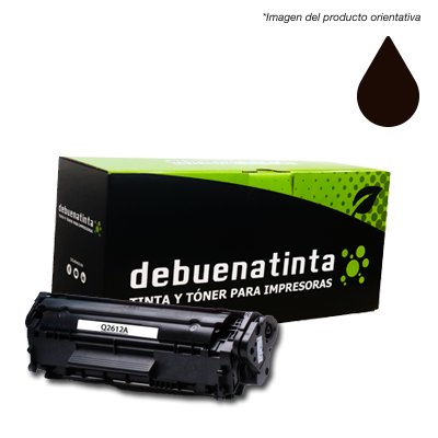 Toner Alternativo HP Q2612A CRG703,FX10 NEGRO 2000 Paginas
