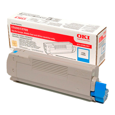 Oki C5600 / Oki C5700